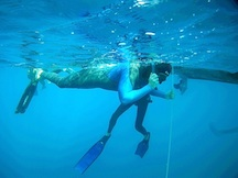 Freediving (no tank) course