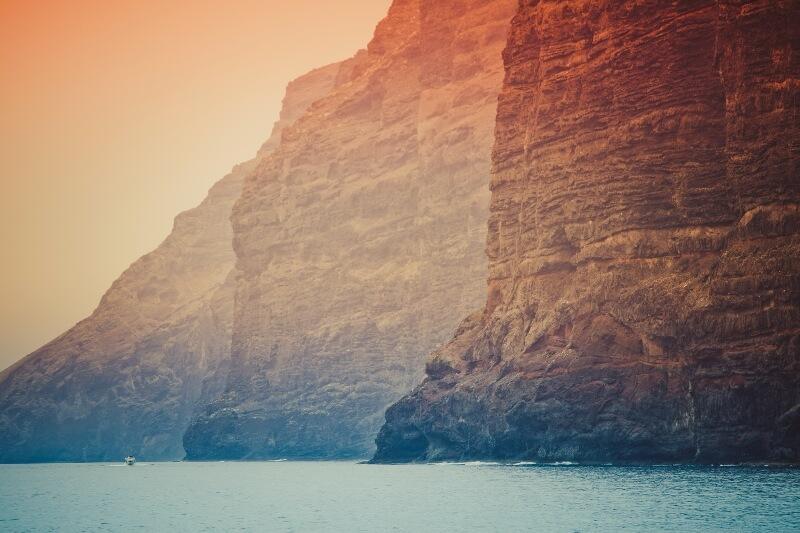Ausflug Abstieg in die masca-schlucht und bootsfahrt