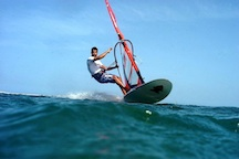 Windsurfing course in gran canaria
